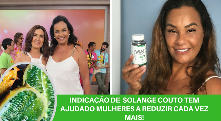 Solange Couto womax