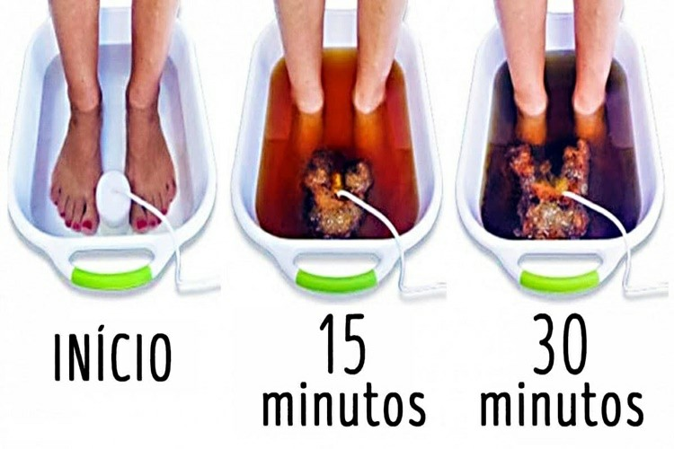 Eliminar Toxinas do Corpo